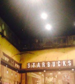 Интересные места в Питере | Starbucks