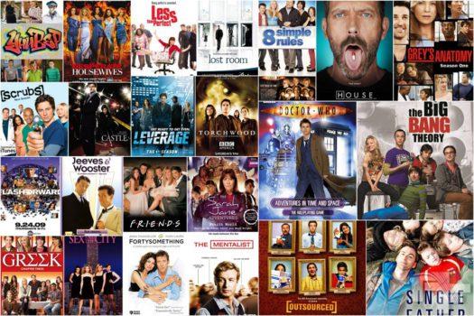 10 лучших сериалов