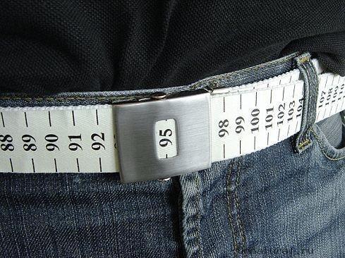 ремень для похудения
