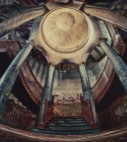 Загадочные и мистические места Питера | Ротонда на Гороховой улице