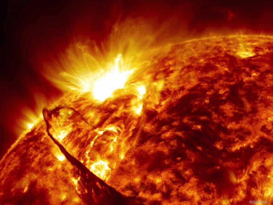 солнечное ядро