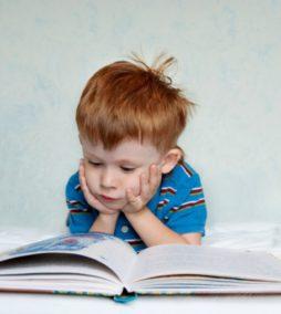 Как научить ребёнка любить читать книги