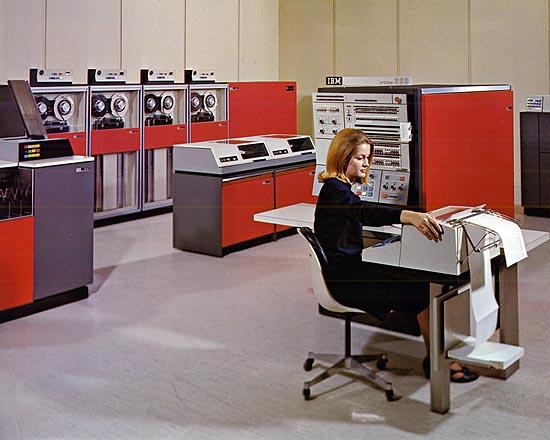 ЕС ЭВМ — первые Советские компьютеры
