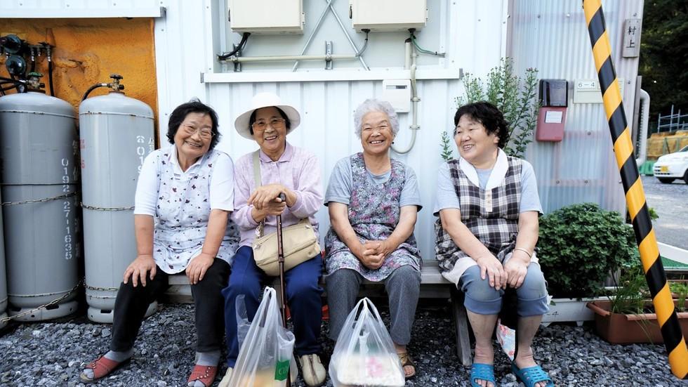 секреты японцев долгожителей