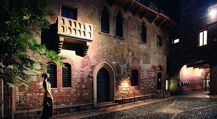 Дом Джульетты, какой он на самом деле?