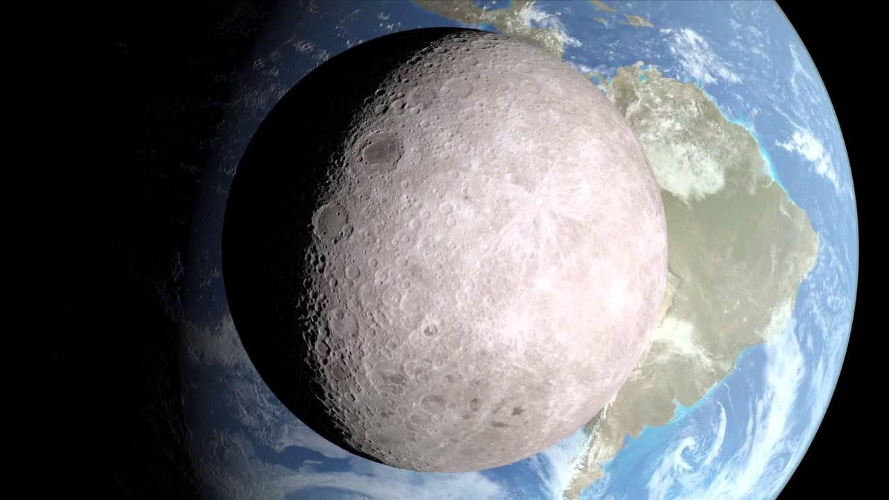 Что скрывает Луна. Тайны Луны
