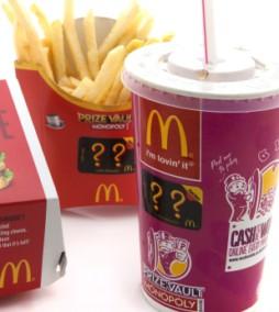 Чем вреден Макдональдс