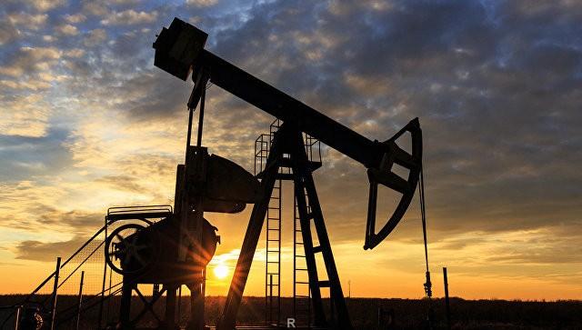 нефть сша