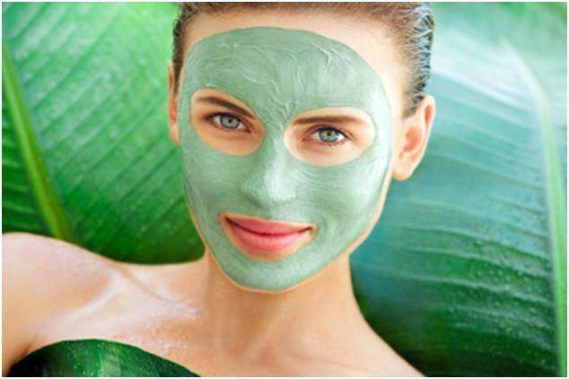 маска для увядающей кожи