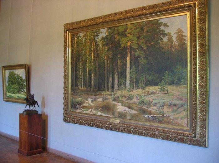 Интересные факты о Русском музее