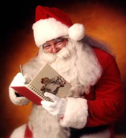 Как святой Николай Санта Клаусом стал